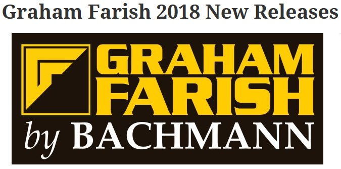Graham Farish 2018 Range Image