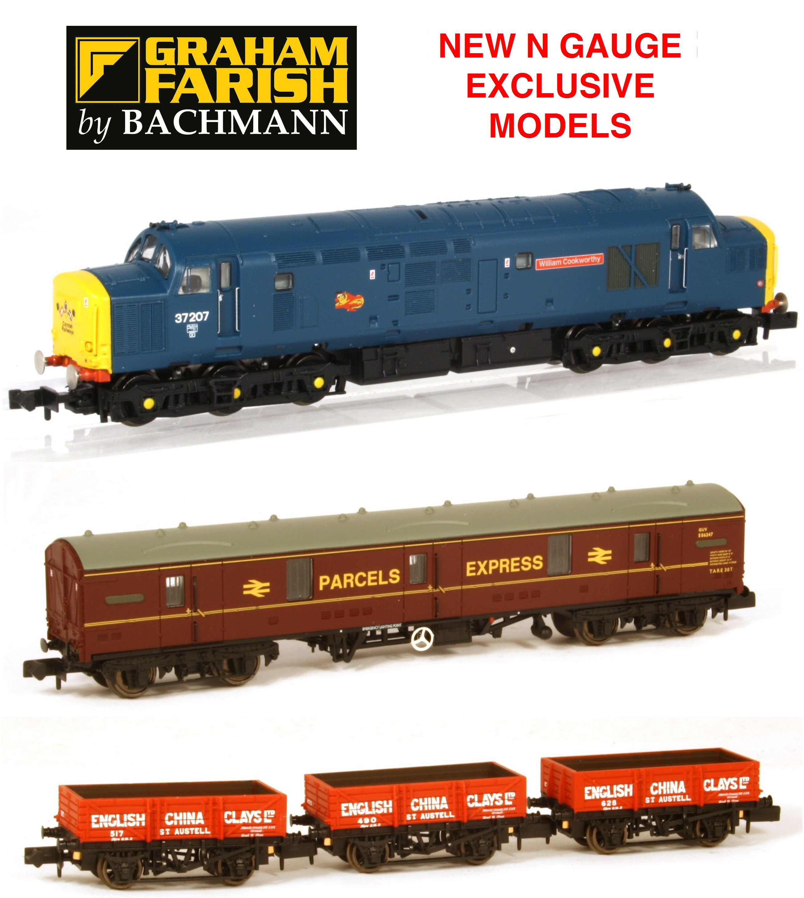 Graham Farish N Gauge Image