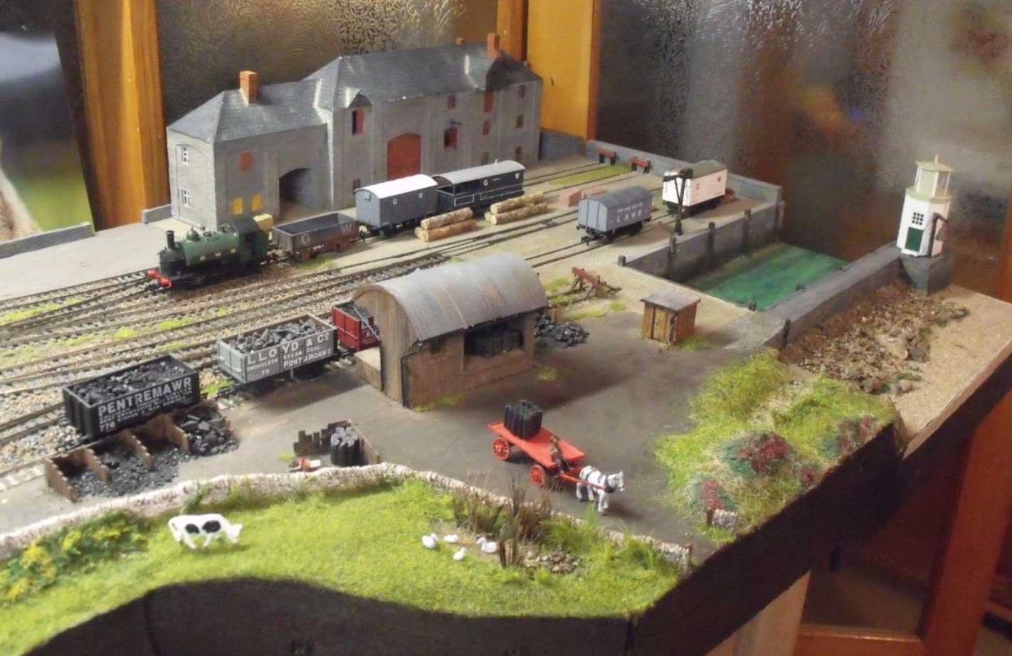 George Willetts Layout