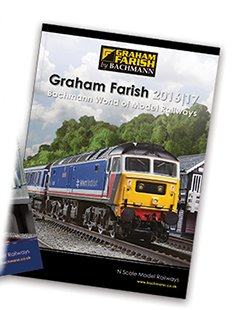 Graham Farish 2016 Range Image