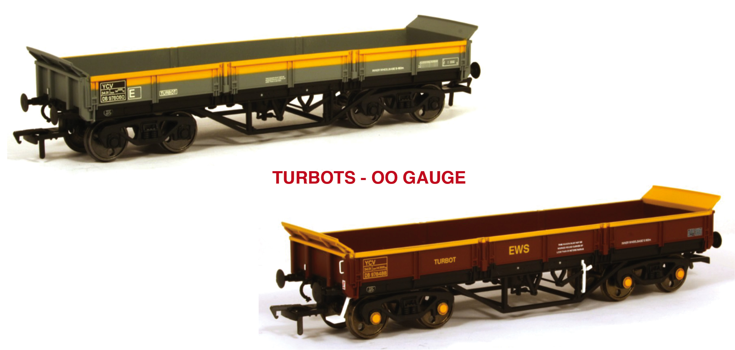 Turbot Exclusive Model Image