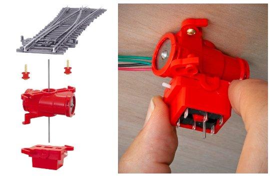 Peco Lectrics Twistlock Motor Image