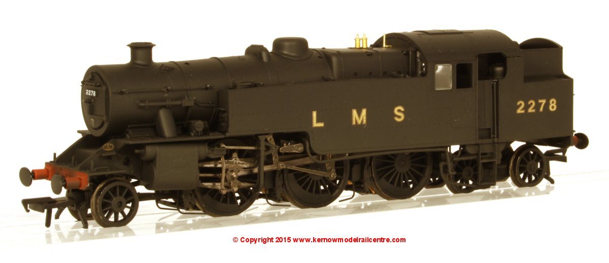 32-880 Bachmann Fairburn Tank Steam Loco Image
