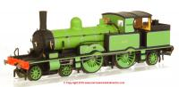 76AR003 Oxford Rail Adams Radial Steam Locomotive number 488 in LSWR livery
