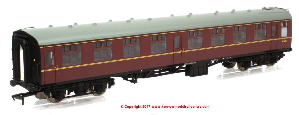 39-026E Bachmann Mk1 SK Coach BR Maroon Image