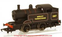 R3360 Hornby Railroad Ex-Industrial 0-4-0 Steam Locomotive number 087 - Mosley Tarmacadam