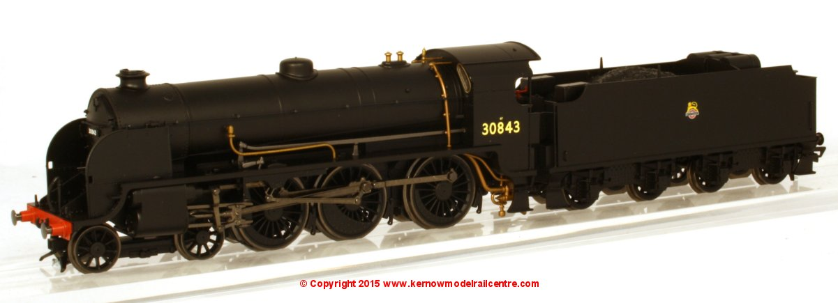 R3328 Hornby Maunsell S15 Steam Loco Image