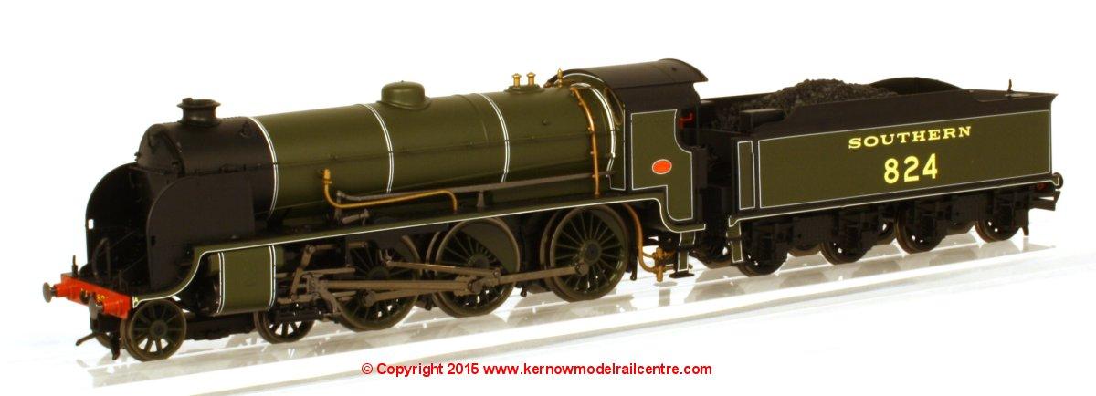 R3327 Hornby S15 Class Steam Loco Image