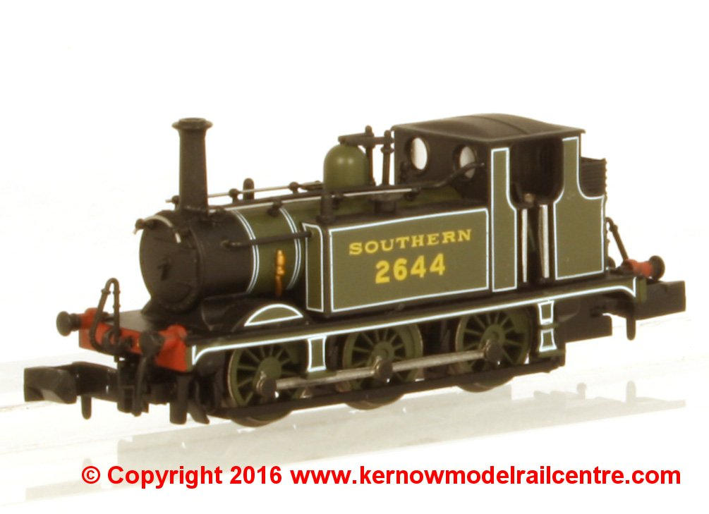2S-012-006 Dapol Terrier Steam Loco 2644 Image