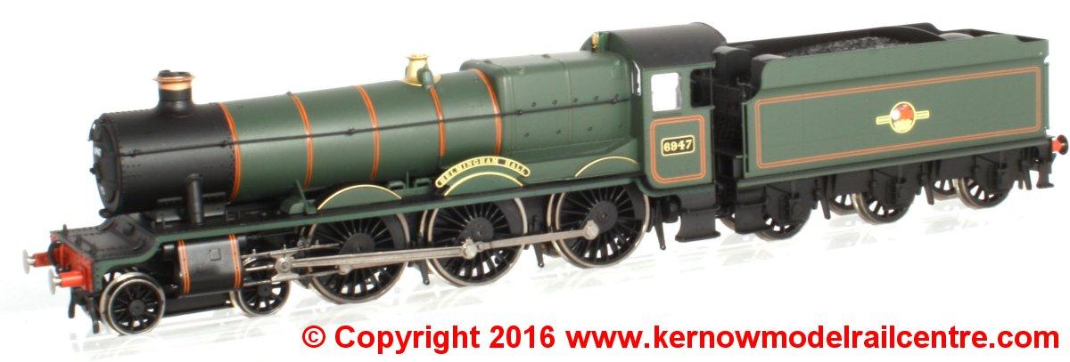 R3499 Hornby Hall Steam Loco Image