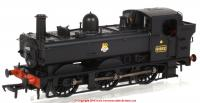 31-636A Bachmann Class 64xx 0-6-0 Pannier Tank number 6422 in BR Black livery with early emblem