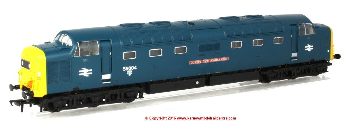 32-534DS Bachmann Class 55 Deltic Image