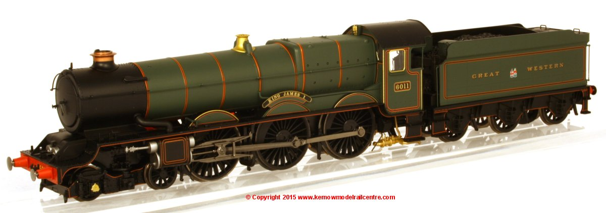 R3331 Hornby King Class Steam Loco Image