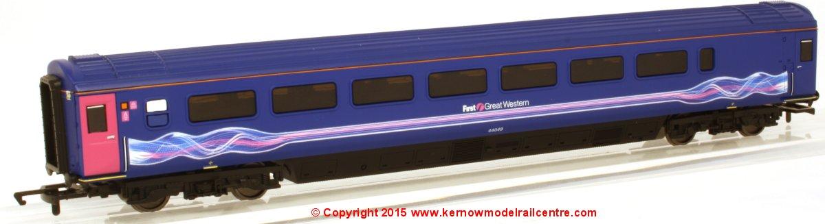 R4654 Hornby Mk3 TGS FGW Image
