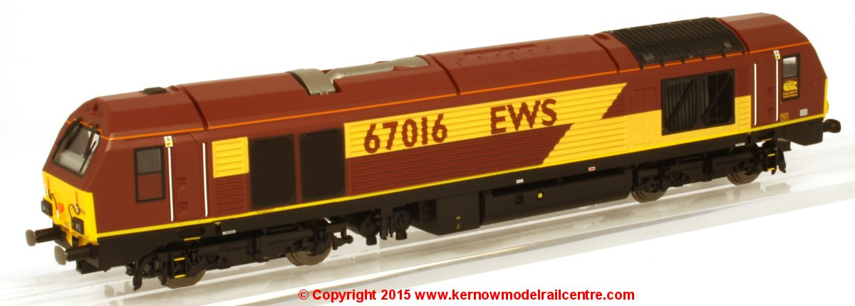 R3348 Hornby Class 67 Diesel Loco Image