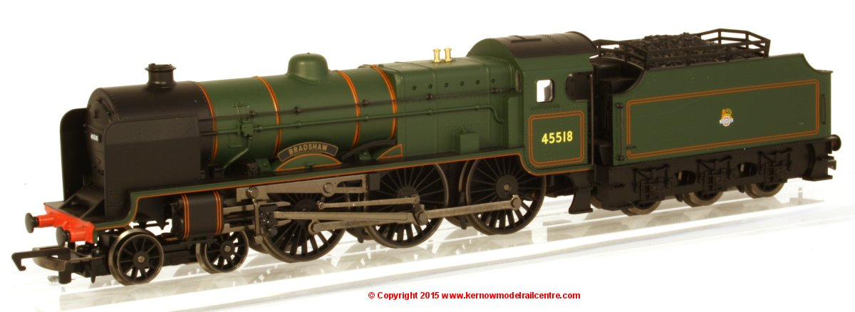 R3278 Hornby Railroad Patriot Steam Loco Image