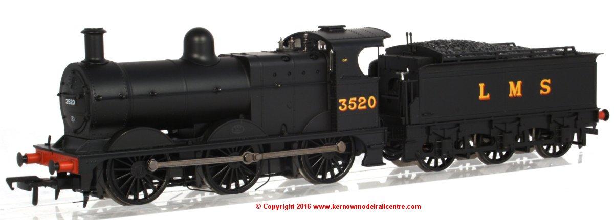 31-627B Bachmann Class 3F Steam Loco Image