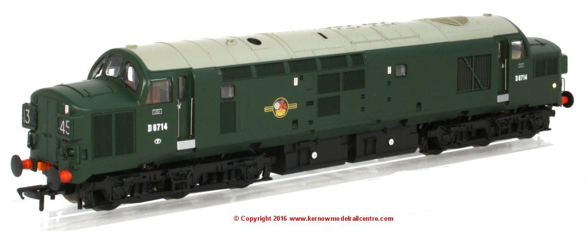 32-787 Bachmann Class 37 BR Green Image