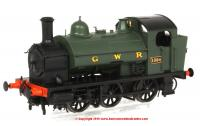 1302 Heljan 1361 Steam Locomotive number 1364 in GWR Green with GWR lettering