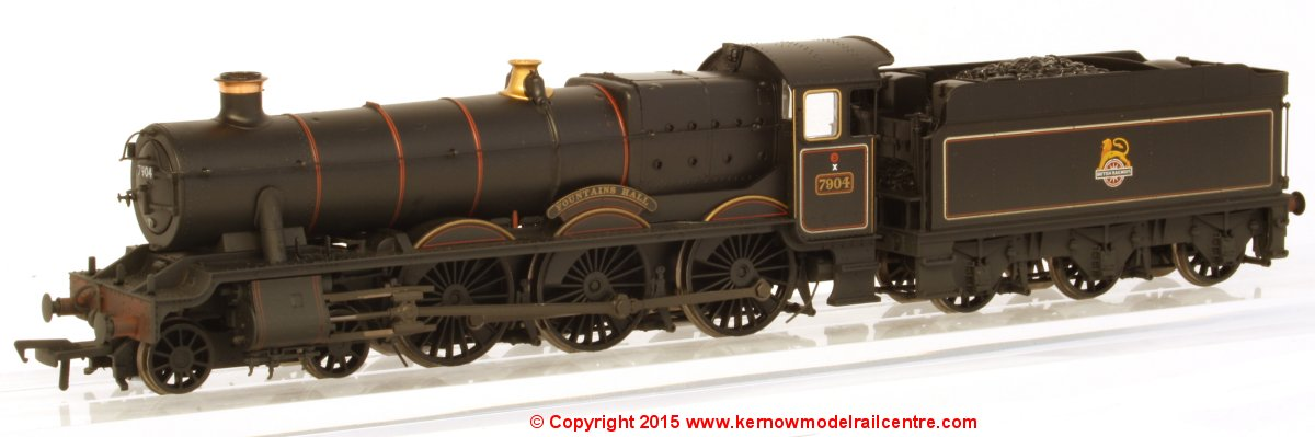 31-783 Bachmann Modified Hall Steam Loco Image