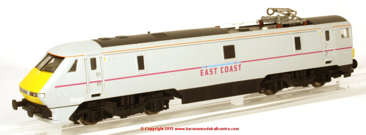 R3365 Hornby Class 91 Electric Loco Image