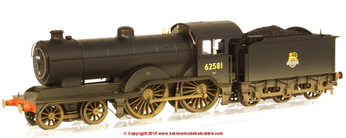 R3303 Hornby Class D16 Steam Loco Image