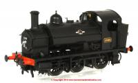 1304 Heljan 1361 Steam Locomotive number 1363 in BR Black livery with late crest
