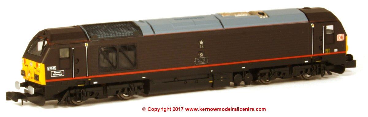 2D-010-007 Dapol Class 67 Diesel Image