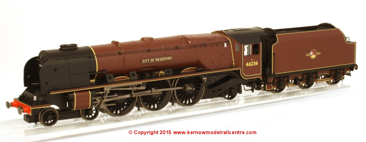 R3241 Hornby Duchess Steam Loco Image
