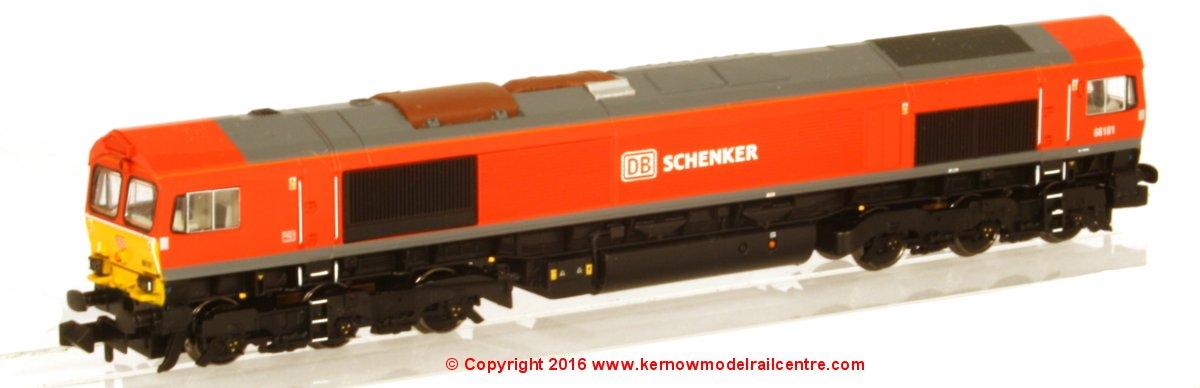 371-383A Graham Farish Class 66 Diesel Loco Image
