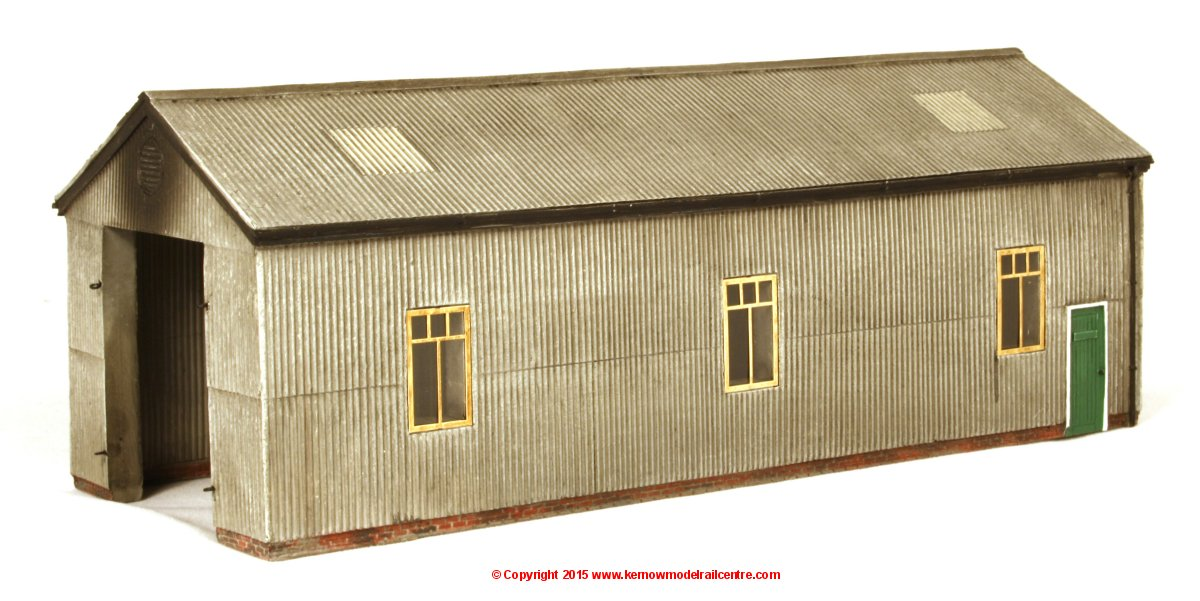 44-0038 Bachmann Scenecraft Narrow Gauge Loco Shed