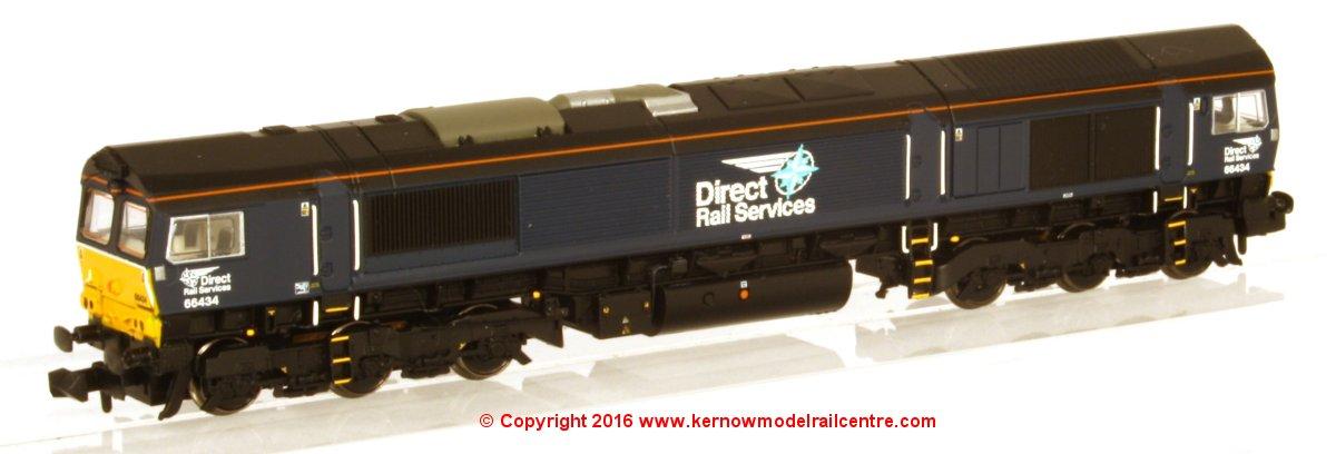 371-397 Graham Farish Class 66 Diesel Loco Image