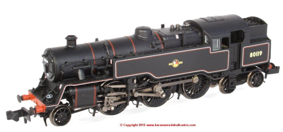 372-536 Graham Farish Class 4MT Steam Loco Image