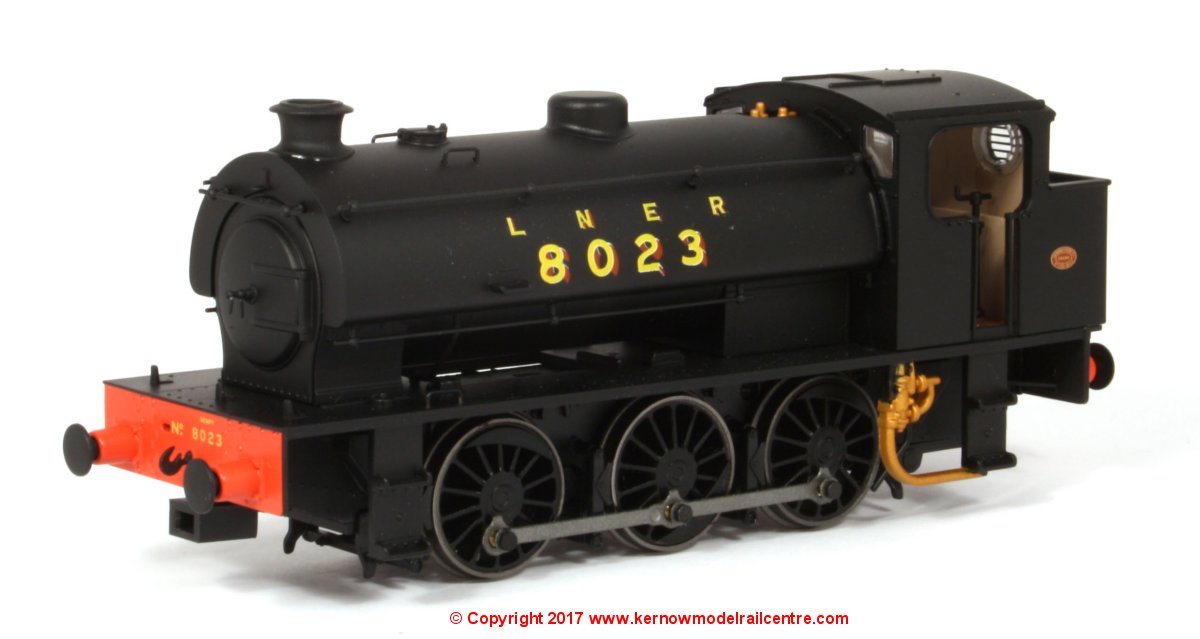 OOJ94-004 DJ Models J94 Steam Loco Image
