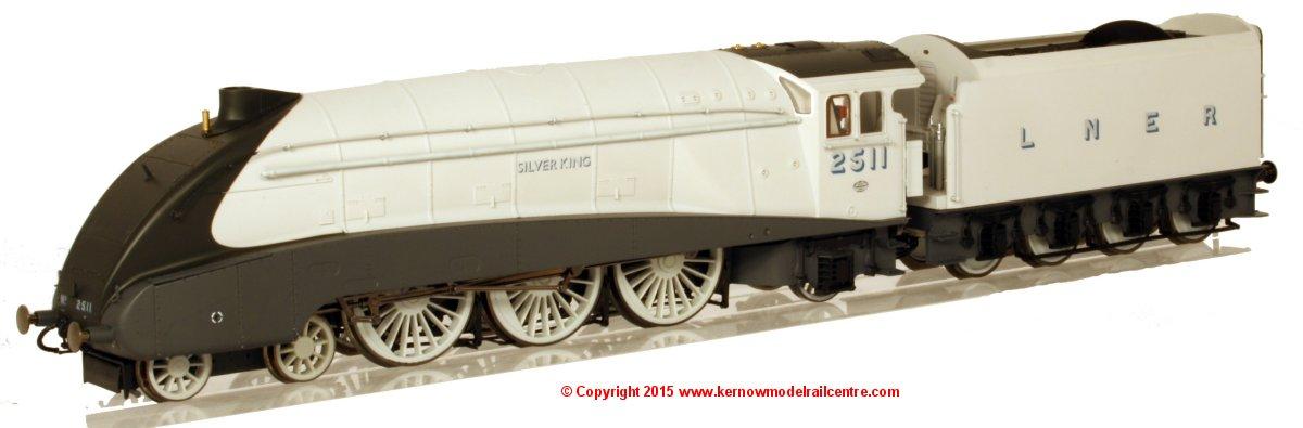 R3308 Hornby A4 Steam Loco Image