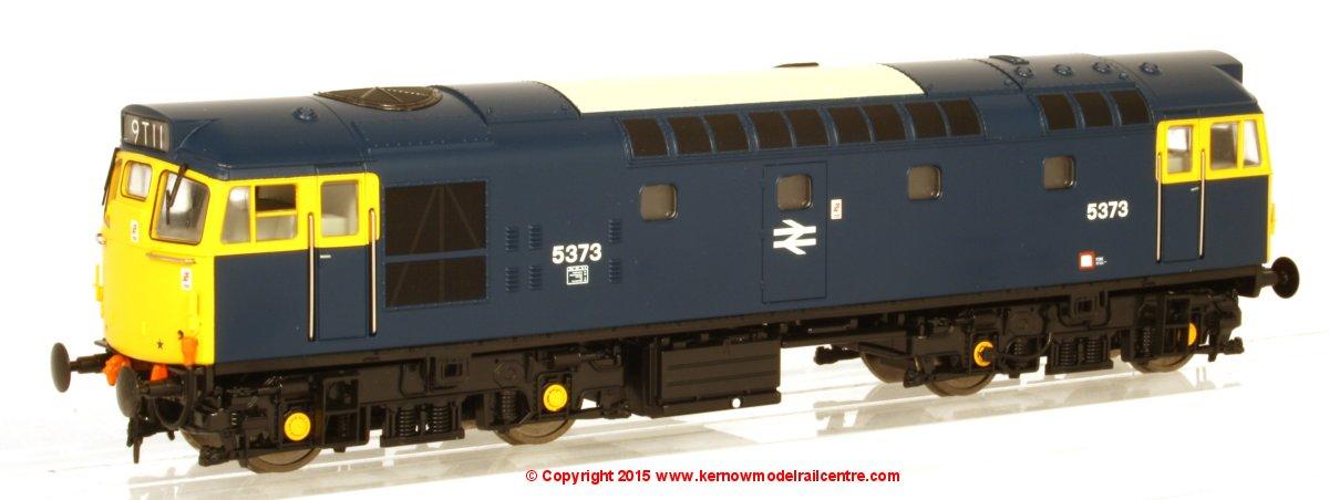 2711 Heljan Class 27 Diesel Locomotive number 5373