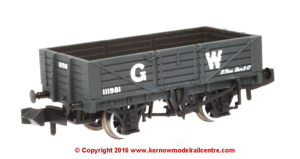 377-061 Graham Farish 5 Plank Wagon Image