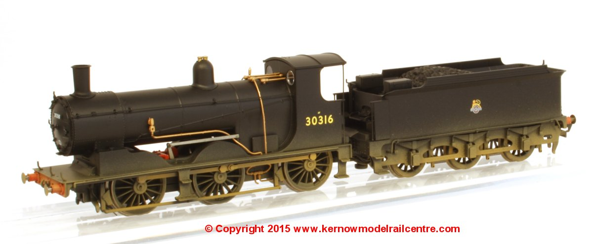 R3304 Hornby Drummond 700 Class Steam Locomotive number 30316 Image
