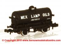 373-680 Graham Farish 14 Ton Tank Wagon with Large Filler number 336 - Mex Lamp Oils