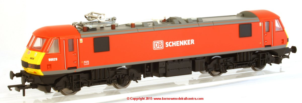 R3350 Hornby Class 90 Electric Loco Image