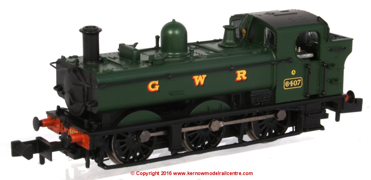 371-985 Graham Farish 64xx Steam Loco Image