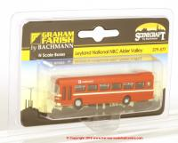379-577 Graham Farish Scenecraft Leyland National Bus - Alder Valley