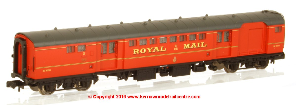 374-901B Graham Farish Royal Mail TPO Image