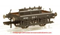 R6643E Hornby ex GWR Shunters Truck number DW94884 in BR Grey livery - Stoke Gifford