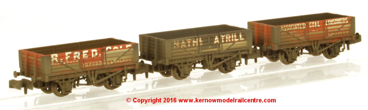 377-065 Graham Farish Coal Trader Pack Image