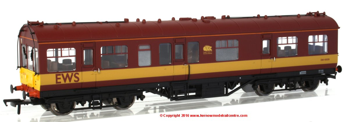 39-778 Bachmann LMS Inspection Saloon EWS Image