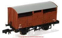 373-262B Graham Farish 8 Ton Ale Wagon number B893429 in BR Bauxite livery