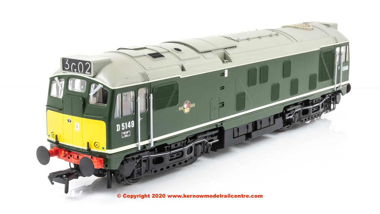 32-441 Bachmann Class 24 Diesel Locomotive number D5149