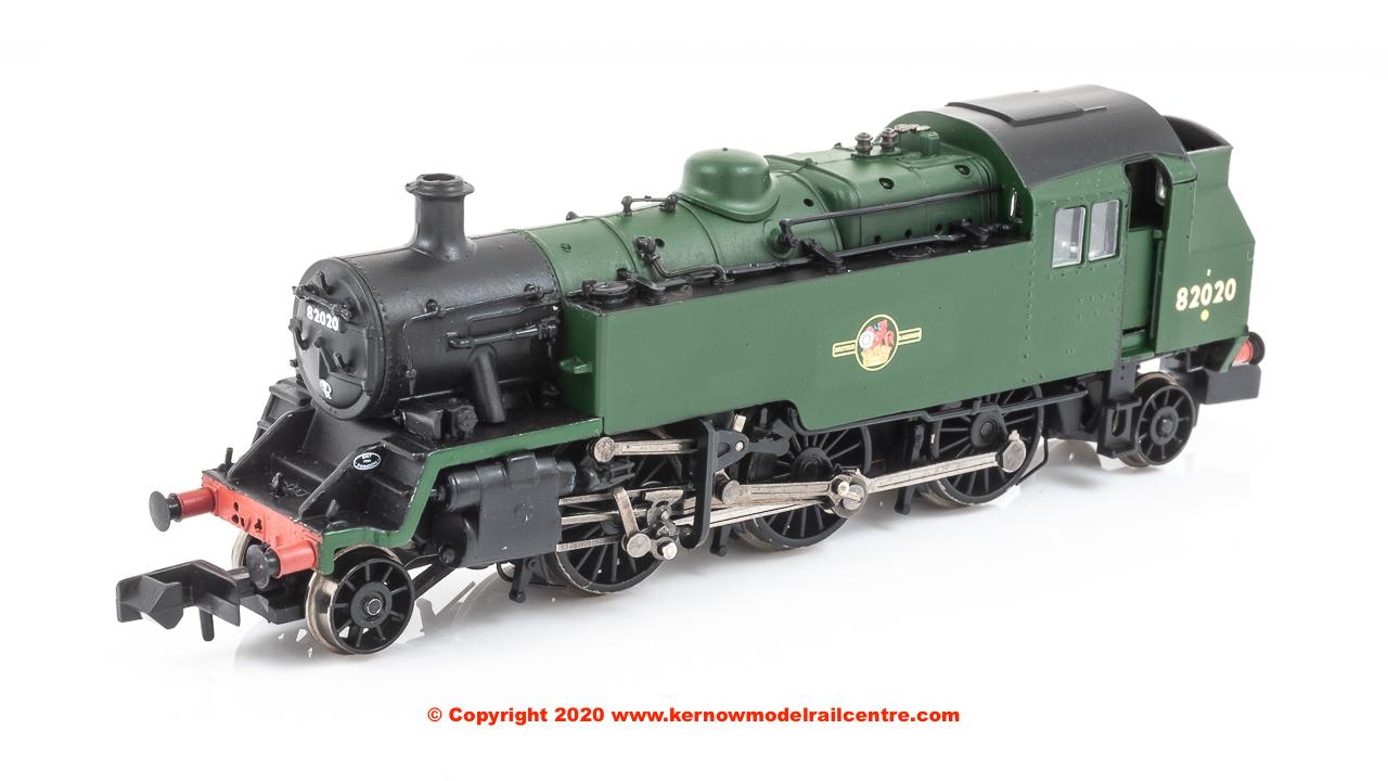 372-331 Graham Farish 3MT Steam Loco Image