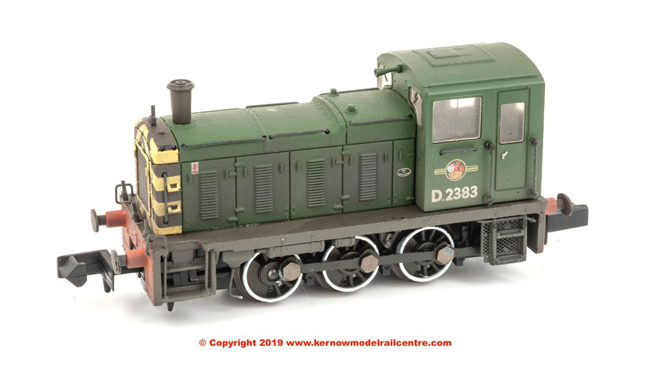 371-063 Graham Farish Class 03 Image